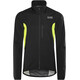 GORE BIKE WEAR Element GWS Jas Heren geel/zwart
